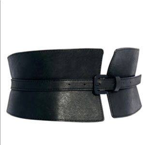 Thick Zara waist cincher belt
